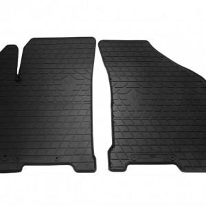 Передние автомобильные резиновые коврики Chevrolet Lacetti 2004- (design 2016) (1002062)