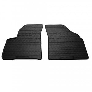 Передние автомобильные резиновые коврики Chevrolet Tacuma 2000-2008 (1002072)