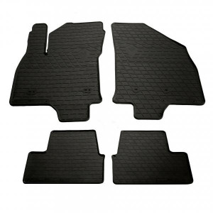 Комплект резиновых ковриков в салон автомобиля Chevrolet Volt ІI 2016-2019 (1002094)