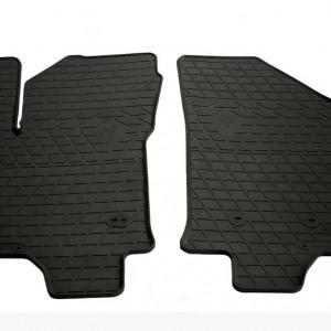 Передние автомобильные резиновые коврики Chevrolet Volt ІI 2016-2019 (1002092)