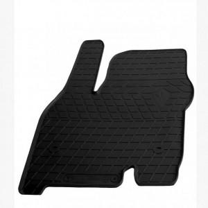 Водительский резиновый коврик Chevrolet Bolt 2016- (1002114 ПЛ)