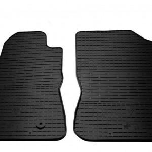 Передние автомобильные резиновые коврики Citroen C4 Cactus 2014-2017 (1003012)
