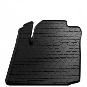 Водительский резиновый коврик Citroen C3 2002-2009 (1003024 ПЛ)