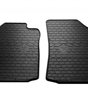 Передние автомобильные резиновые коврики Citroen C3 2002-2009 (1003022)