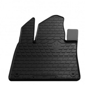 Водительский резиновый коврик Citroen C4 Picasso 2013- (1003064 ПЛ)