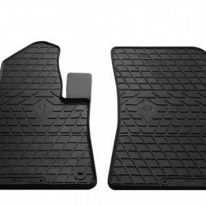 Передние автомобильные резиновые коврики Citroen C4 Picasso 2013- (1003062)