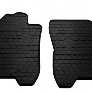 Передние автомобильные резиновые коврики Citroen C3 Picasso 2009- (1003072)