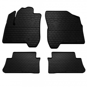 Комплект резиновых ковриков в салон автомобиля Citroen C3 Picasso 2009- (1003074)