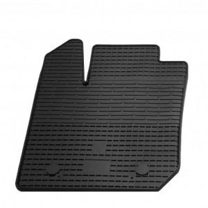 Водительский резиновый коврик Dacia Sandero 2013- (1004024 ПЛ)