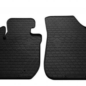 Передние автомобильные резиновые коврики Dacia Logan 2004-2013 (1004062)