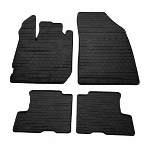 Комплект резиновых ковриков в салон автомобиля Dacia Duster II 2018- (1004084)
