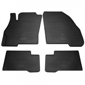 Комплект резиновых ковриков в салон автомобиля Fiat Linea Fiat Linea 2007-2015 (1006034)