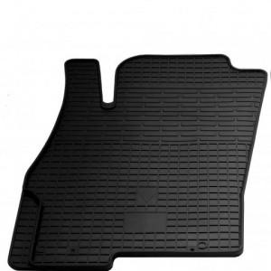 Водительский резиновый коврик Fiat Punto Evo (1006034 ПЛ)