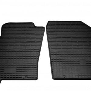 Передние автомобильные резиновые коврики Fiat Punto 2005-2018 (1006032)