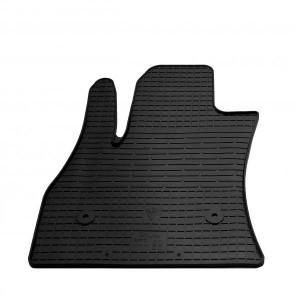 Водительский резиновый коврик Fiat 500L 2012-2020 (1006055 ПЛ)