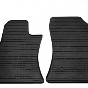 Передние автомобильные резиновые коврики Fiat 500L 2012-2020 (1006052)