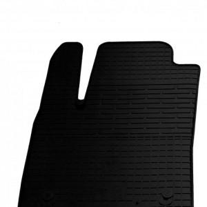 Водительский резиновый коврик Fiat 500 2007- (1006064 ПЛ)