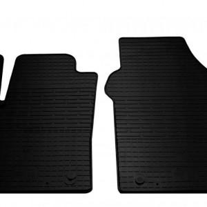 Передние автомобильные резиновые коврики Fiat 500 2007- (1006062)