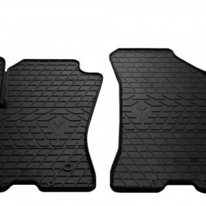 Передние автомобильные резиновые коврики Fiat Doblo (263) 2010- (1006152)