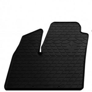 Водительский резиновый коврик Fiat Doblo (223) 2000-2010 (1006174 ПЛ)