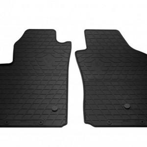 Передние автомобильные резиновые коврики Fiat 500 electric 2012- (1006192)