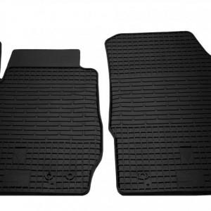 Передние автомобильные резиновые коврики Ford Fiesta 2008-2017 (1007012)