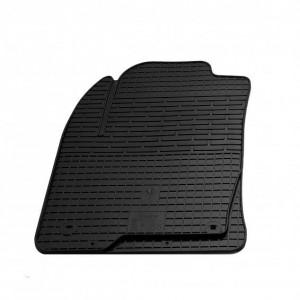 Водительский резиновый коврик Mazda 2 (1007084 ПЛ)
