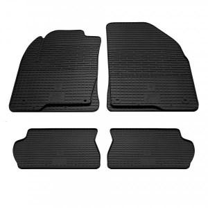 Комплект резиновых ковриков в салон автомобиля Ford Fusion 2002-2012 (1007084)