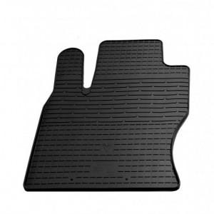 Водительский резиновый коврик Ford Focus 2 2004-2011 (1007114 ПЛ)