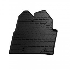 Водительский резиновый коврик Ford Transit 2014- (1007133 ПЛ)