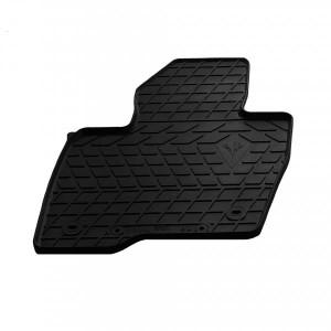 Водительский резиновый коврик Ford Edge 2014- (1007154 ПЛ)