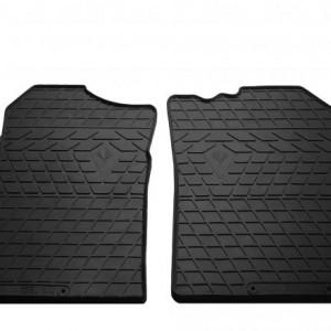 Передние автомобильные резиновые коврики Ford Transit Connect 2003-2013 (design 2016) (1007162)