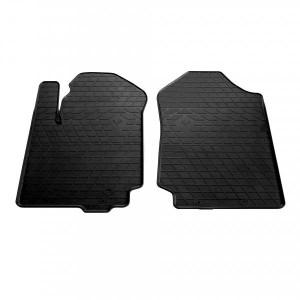 Передние автомобильные резиновые коврики Ford Ranger 2011- (1007192)