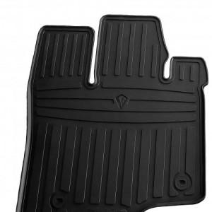 Водительский резиновый коврик Ford F-150 (Supercab) 2014- (1007224 ПЛ)
