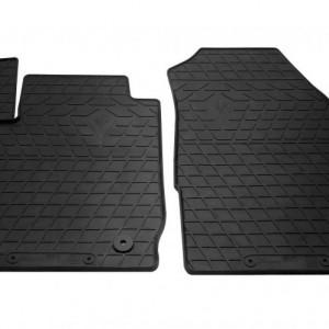 Передние автомобильные резиновые коврики Ford Ka+ 2016- (1007272)