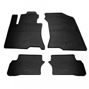 Комплект резиновых ковриков в салон автомобиля Honda Crosstour (4wd ) 2012-2015 (1008074)