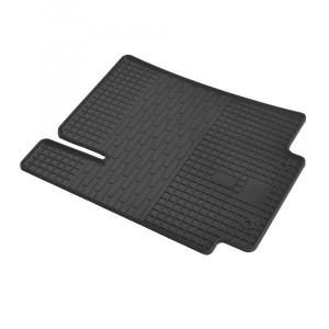 Водительский резиновый коврик Kia Rio 3 (1009024 ПЛ)