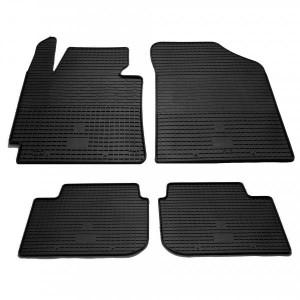 Комплект резиновых ковриков в салон автомобиля Kia Cerato 2012- (1009034)