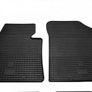 Передние автомобильные резиновые коврики Kia Cerato 2012- (1009032)