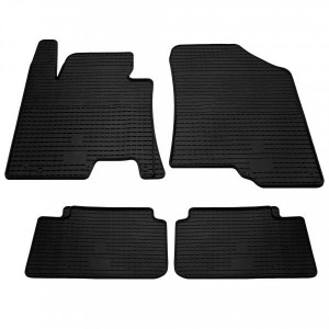 Комплект резиновых ковриков в салон автомобиля Kia Ceed (1009054)