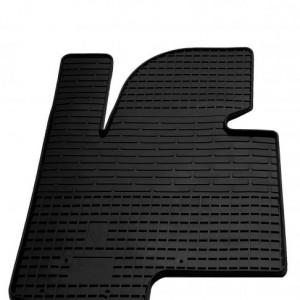 Водительский резиновый коврик Hyundai iX35 (1009064 ПЛ)