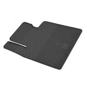 Водительский резиновый коврик Hyundai Santa Fe 2013- (1009074 ПЛ)