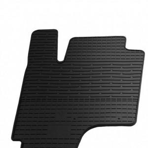 Водительский резиновый коврик Hyundai Getz (1009114 ПЛ)