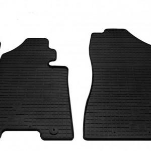 Передние автомобильные резиновые коврики Hyundai Tucson 2015- (1009122)
