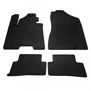 Комплект резиновых ковриков в салон автомобиля Kia Sportage QL 2015- (1009124)