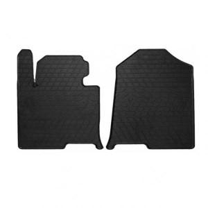 Передние автомобильные резиновые коврики Kia Optima 2015 (1009162)