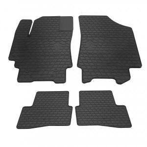 Комплект резиновых ковриков в салон автомобиля Hyundai Creta 2016- (1009174)