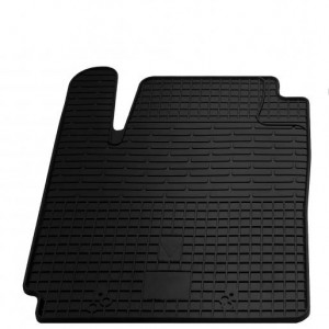 Водительский резиновый коврик Kia Picanto 2 (1009184 ПЛ)