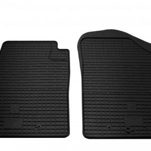 Передние автомобильные резиновые коврики Hyundai I10 2008- (1009182)