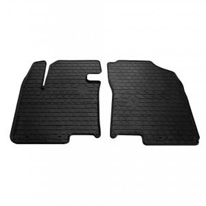 Передние автомобильные резиновые коврики Hyundai I20 2008- (1009192)
